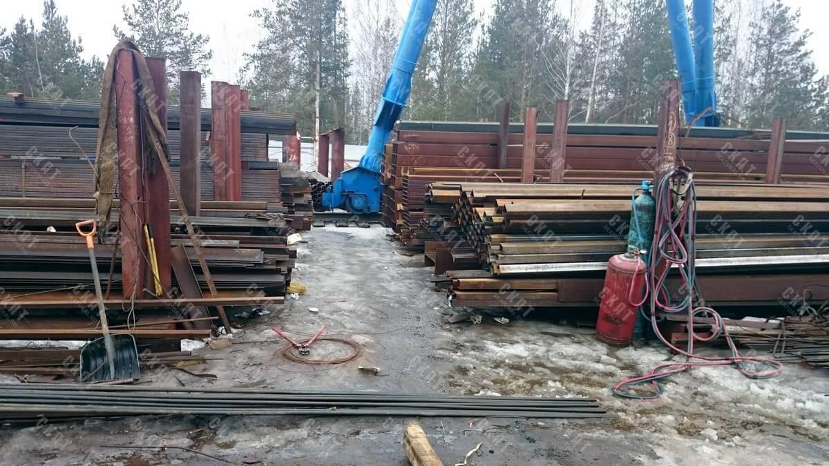 александровская ферма металлобаза фото продукции решила еще раз